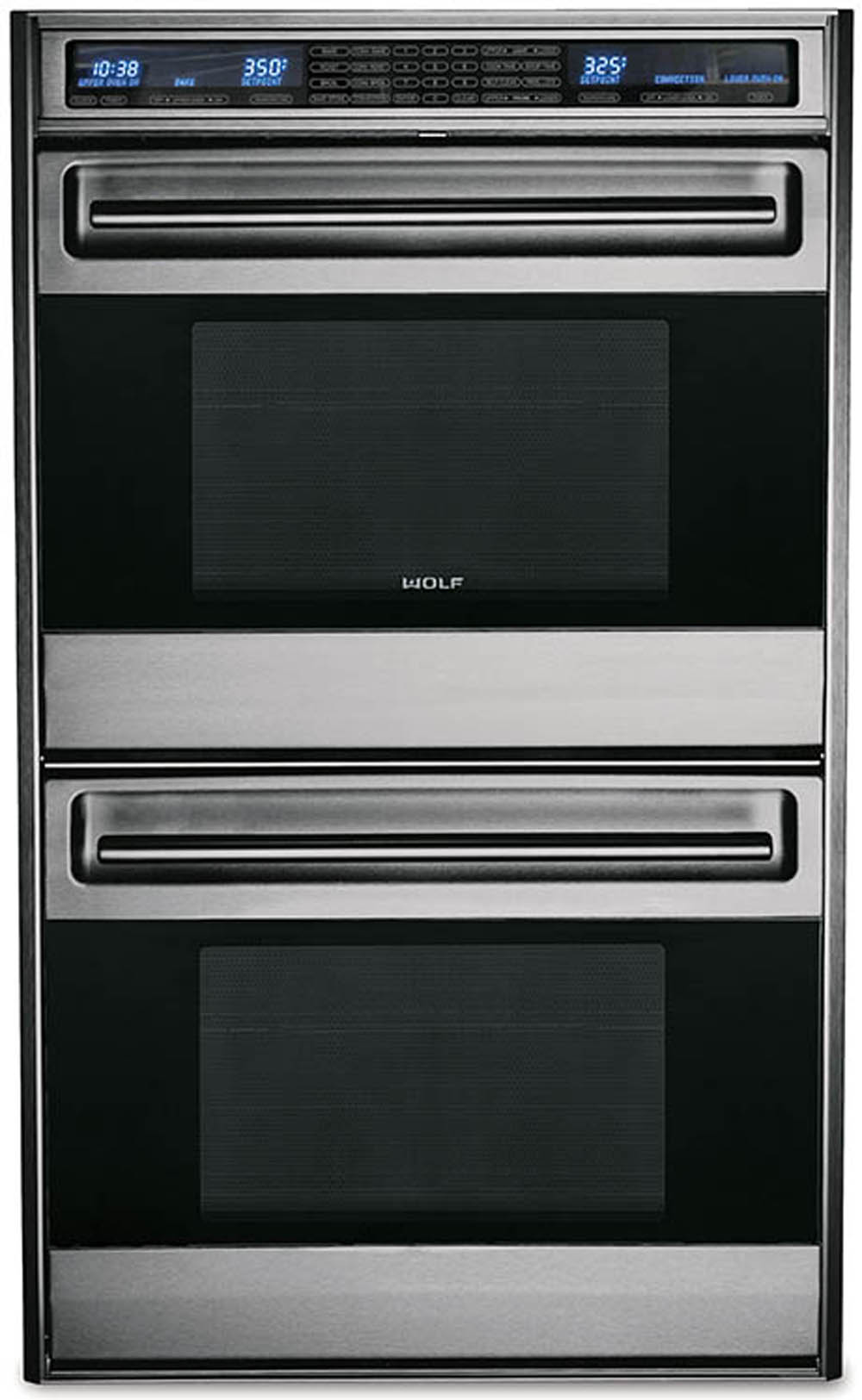 Do30 2u Sth 30 Stainless Steel E Series Double Oven