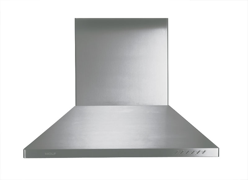 "Wolf CTWH36 - 36"" Stainless Steel Cooktop Wall Hood"