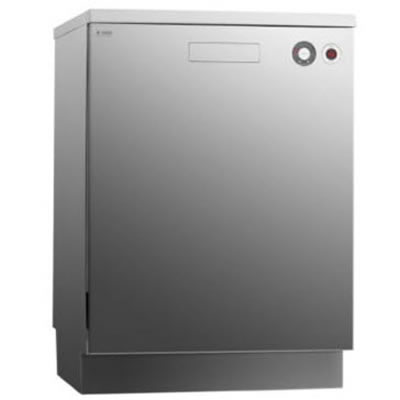 "Asko D5424XLS/S1 - 24"" ADA Stainless Steel Dishwasher"