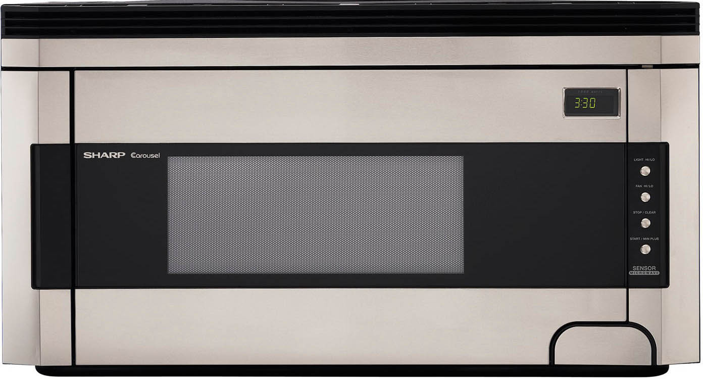 "Sharp R1514T - 30"" Over the Range Microwave"