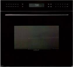 "Wolf SO30-2G/B - 30"" Black Single Oven"