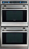 "Wolf DO30F/S - 30"" Stainless Steel L Series Double Oven"