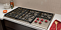 "Wolf CG365P/S - 36"" Gas 5-Burner Cooktop"